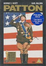 PATTON - Special Edition 2 Disc Set. George C Scott, Karl Malden (2xDVD SET '01)