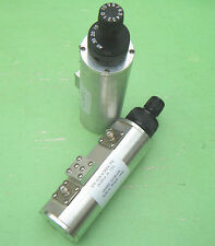 1pcs Used Good JFW 50DR-046 0-50dB/2.0GHz SMA  Variable Rotary Attenuator #C0KF