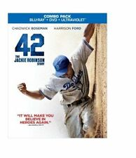 42 JACKIE ROBINSON STORY Brand New Blu Ray DIGITAL HD w/ ULTRAVIOLET NIB