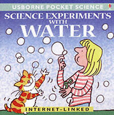 Science Experiments with Water (Usborne Pocket Science), Sam Rosenfeld