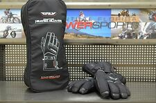 Fly Racing Ignitor Heated Gloves Battery Operated Snow Mobile Motorcycle MEDIUM
