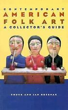 Contemporary American Folk Art: A Collector's Guide-ExLibrary