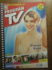 PROGRAM TV 13 (26/3/99) WINONA RYDER COSTNER