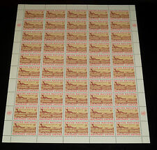 U.N,NEW YORK #195  1969 U.N. BUILDING CHILE ISSUE, MNH, SHEET/50, NICE!! LQQK!!