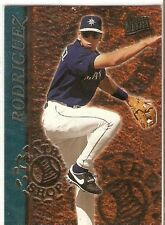 ALEX RODRIGUEZ INSERT 1997 FLEER ULTRA LEATHER SHOP 2 SEATTLE MARINERS YANKEES