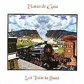 Last Train to Lhasa by Banco de Gaia (2005, 2 Discs) CDs & PAPER SLEEVES ONLY