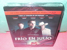 FRIO EN JULIO -MICKLE - SHEPARD - DON JOHNSON - BLU-RAY