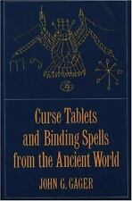 Curse Tablets and Binding Spells from the Ancient World (1999, Paperback)