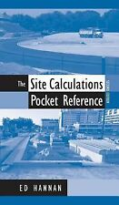 The Site Calculations Pocket Reference by Ed Hannan (2006, Paperback, Revised)