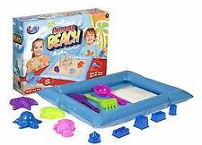 14 Pieces Childrens Kids Indoor Beach Play Sand Pit Mould Set Toy