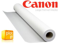 "2 Roll Canon Photo Gloss Inkjet Paper 260gsm 24"" 610mm x 30m GLOSSY - EPSON HP"