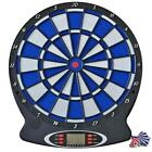 ELECTRONIC HANGING DARTBOARD INTERACTIVE LCD SCORING BOARD GAME SOUND DARTS SET