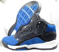 ADIDAS AMPLIFY BLUE/BLACK BASKETBALL MENS SHOES SIZE 12