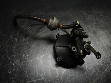 1990 90 SKI DOO ROTAX 477 SNOWMOBILE ENGINE FUEL PUMP INJECTION FILTER HOSES