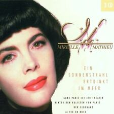 """MIREILLE MATHIEU """"EIN SONNENSTRAHL..."""" 3 CD BOX NEUWARE"""