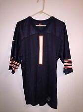 NFL CHICAGO BEARS MENS NIKE LARGE SIZED CHAMPS NUMBER 1 JERSEY