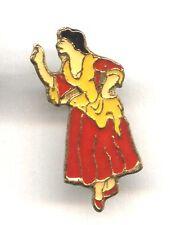 pin THEATRE COLOMBINA DE LA COMMEDIA DELL´ARTE badge