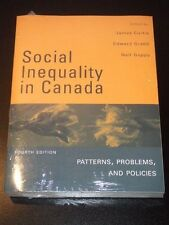 SOCIAL INEQUALITY IN CANADA by Curtis Grabb 4e 2003 NEW