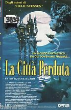 LA CITTà  PERDUTA  (1995) VHS OPTUS Video 1a Ed.   -  UNICA in eBay