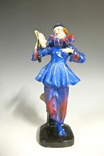 "Rare Royal Doulton  Winged angel on back - HN656 The Mask - 6 6/8"" High (#612)"