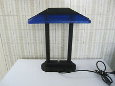 DESiGN,lamp, lampe d'ambiance à variateur bleue