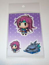 Artnia Sticker Collection Final Fantasy V Pictlogica Faris EXCLUSIVE