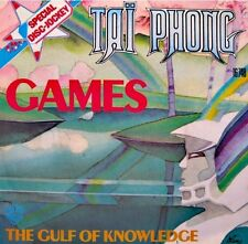 ++TAI PHONG games/the gulf of knowledge GOLDMAN SP 1976 WB RARE VG++