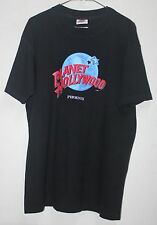 Planet Hollywood USA Phoenix Black Cotton Souvenir T-Shirt sz L