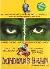 Donovan´s Brain (1953) El Cerebro De Donovan (Import) Lew Ayres, , Rod Steiger