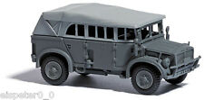 Busch 80000, Horch 108 Typ 40, H0 Auto Fertigmodell 1:87, Military Edition