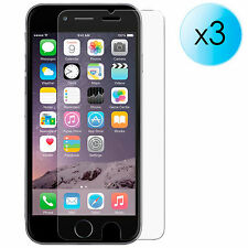 "3 X High Quality Ultra Clear Screen Protector Film for iPhone6 4.7"" inch 16 GB"