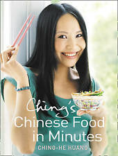 Ching's Chinese Food in Minutes by Ching-He Huang (Hardback, 2009) Brand New