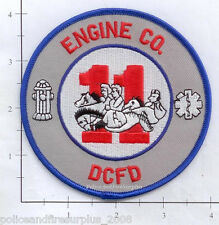 Georgia - Dekalb County Engine 11 GA Fire Dept Patch