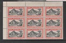 New Zealand 1940 Centennial 8d UM/MNH corner block 9 SG 623