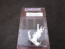Gamesday 2010 GD10 Limited Edition Metal Chaos Sorcerer Sealed Blister Pack