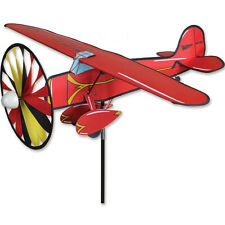 "Vega (25 x 24"") Replica Staked Wind Airplane Spinner with Pole PR 26319"