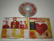 BOYS LIKE GIRLS/LOVE DRUNK(COLUMBIA/88697491922)CD ALBUM