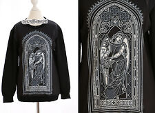 TY-Y112 Gothic Punk Kirche Engel Church Angel Sweatshirt Pullover Harajuku Japan