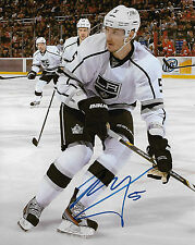 Los Angeles Kings Keaton Ellerby Signed Autographed 8x10 COA