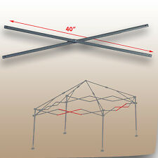 """Coleman Ozark Trail 10 x 10 Gazebo Canopy 40"""" MIDDLE TRUSS BARS Replacement Part"""