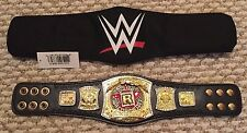 Edge Spinner Rated R Mini Replica Title Belt WWE WWF NXT Championship World