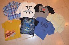 Boy's 2T Mini Boden, Tea, DXtreme, Gymboree, Crazy 8, 7 Pc Lot  tops / shirts