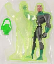 "DC Justice League 4"" ATTACK ARMOR GREEN LANTERN Loose 100% Complete"