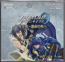 Fire Emblem 0 Cipher Card Game Booster Part 8 Sealed Box B08 Japanese