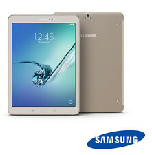 Samsung SM-T813 2016 Ed Galaxy Tab S2 9.7In 32Gb Wi-Fi Tablet Android 6.0 / Gold