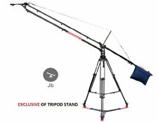 Proaim 9ft Wave-11 ft Camera Jib Crane arm(without Slider) for Tripod stand