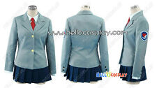 Higurashi no Naku Koro ni Cosplay Shion Sonozaki Uniform H008