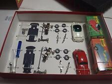 Schuco Micro Racer Montage-Set I (Germany) Porsche 356 & Volkswagen Wind-Up 1:43
