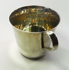 Sterling Silver Juice Cup Or Infant Cup - Tifanny & Co. -No Monogram