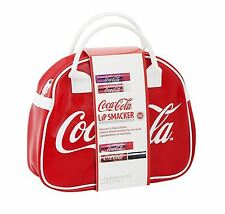 Lip Smacker Coca Cola (Lip Balm/Lip Gloss Collection) with Bag